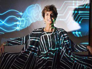 Prof.ssa Paola Velardi. PH di G. Bruneau 2019