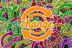 Il cambiamento è necessario