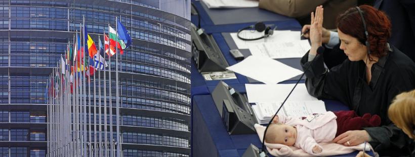 Parlamento Europeo e gender gap