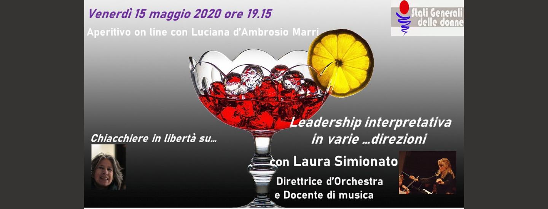 Intervista & Aperitivo Laura Simionato